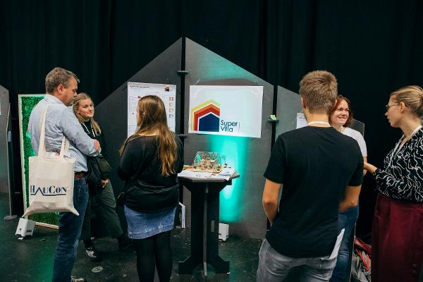 Innovation Village viser branchens nye gode idéer fra startups, innovatører og iværksættere!