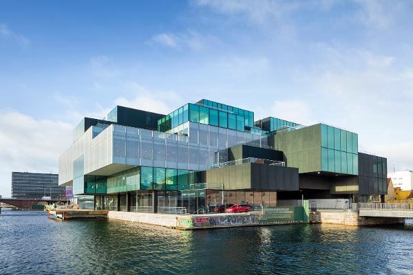 CSK hædres med Dansk Stålpris 2018 for byggeriet af BLOX