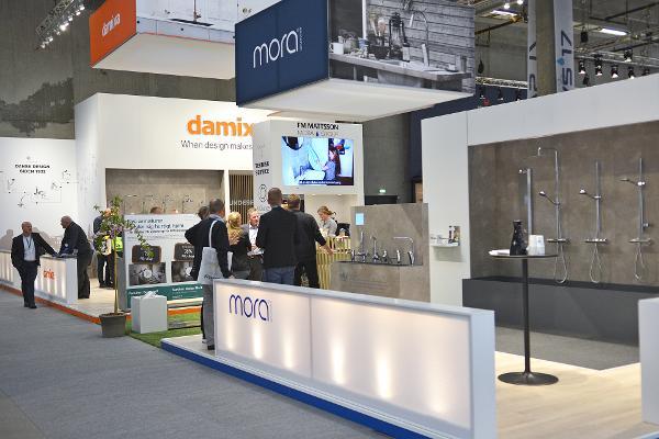 Damixa inviterer installatører til at blive medudviklere på fremtidens armaturer