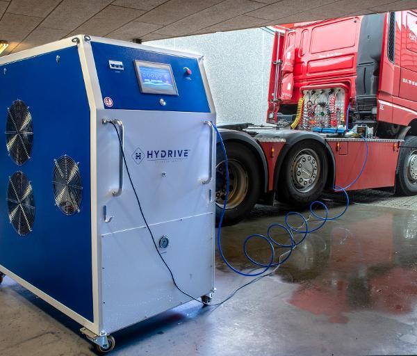 HYDRIVE ProCare™ - den bedste løsning for alle vognmænd i Danmark