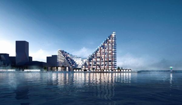 Nyt ikonisk byggeri i Aarhus – et markant vartegn