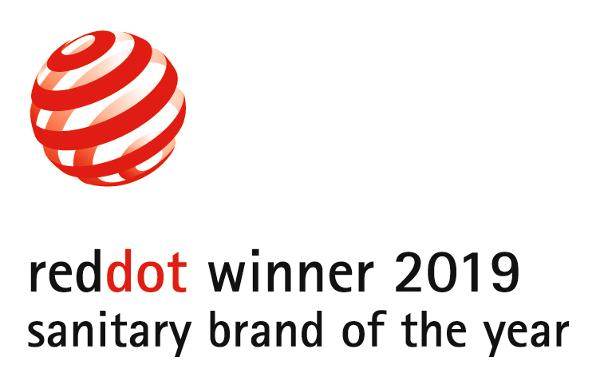 "GROHE har vundet ""Red Dot: Brand of the Year"""