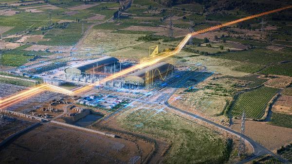 5D planlægning af højspændingsanlæg