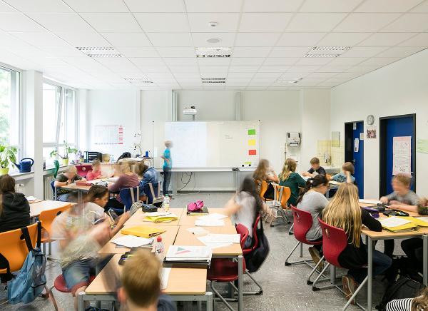 Bedre akustik styrker elevernes præstation