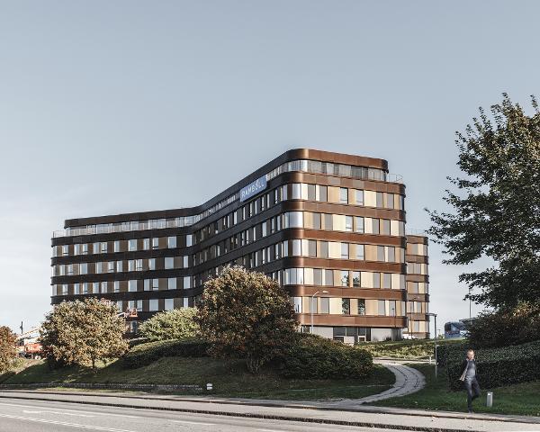 Rambøll valgte solafskærmning og styringskoncept fra Fischer