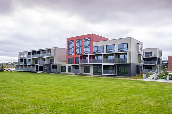 3 km gardin til nyt hotelkoncept i Aarhus