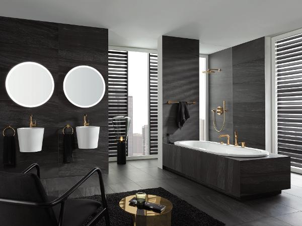 GROHE Colors – Få elegante og flotte farver til HELE badeværelset