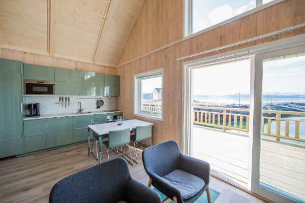Saga Wood og norske TEWO bygger med bæredygtige byggeklodser