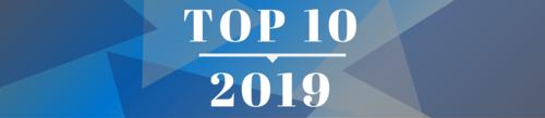 Top 10 - her er året mest læste i 2019