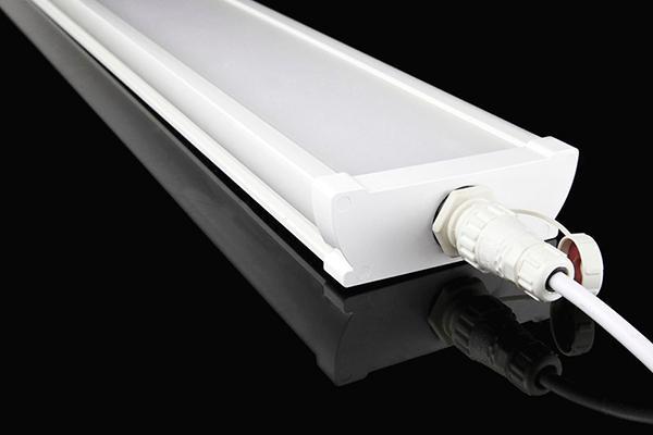 High-Lux LED armatur