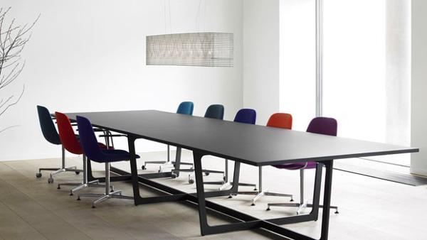 Insula Bordserie - sofa-, stå/cafe-, spise- samt konferenceborde