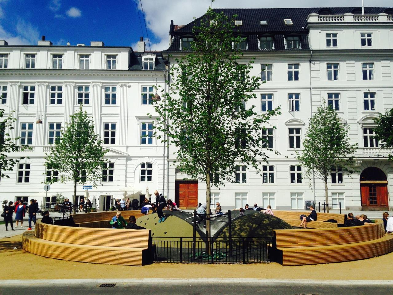 Schønherrs nydesign af Sankt Annæ Plads indviet