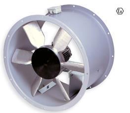 ATEX Ventilatorer