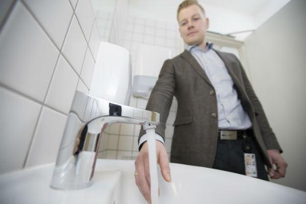Nye vandhaner i lufthavnen givergevinst på både CO2 og bundlinje