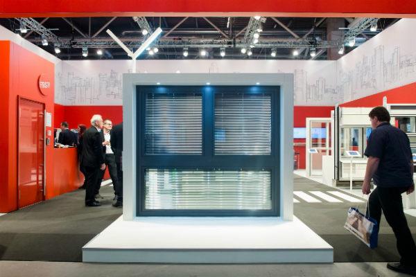 Wicona Nyt vinduesdesign sikrer mod støj og kondens