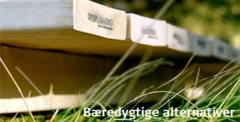 Frøslev Træ A/S: Bæredygtighed