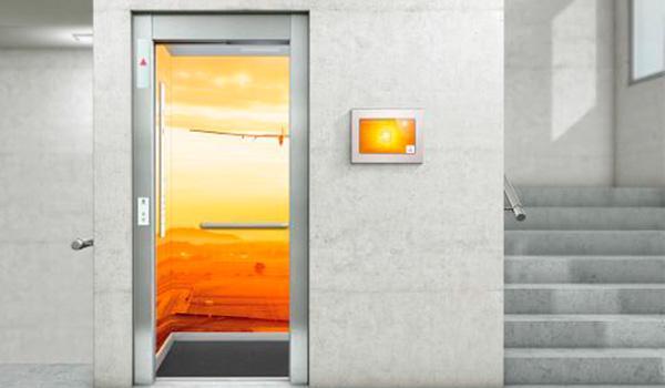 Schindler: Den grønne elevator kører på solenergi