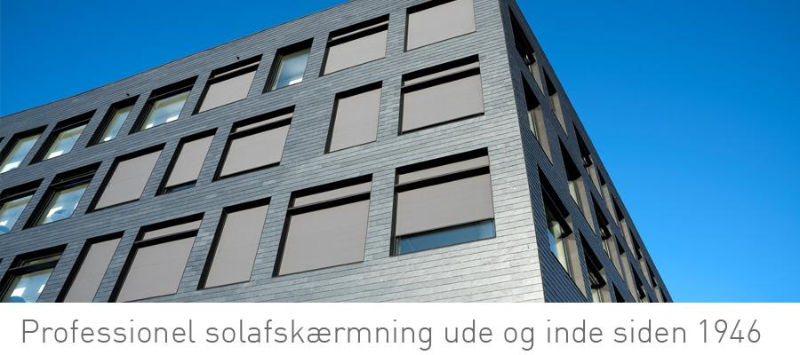 'Jyllands Markisefabrik A/S'