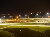 Nyt Aalborg Universitetshospital har fået pladsbelysning fra LED-TEK, der er installeret af Lindpro