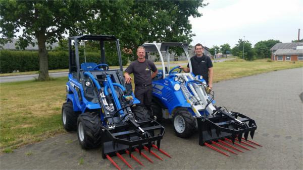 DCM Cykler & Have/Park-Maskiner vil sælge MultiOne
