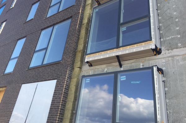 Ingen kuldebroer og genhusning med ny vindues- og dørkassett