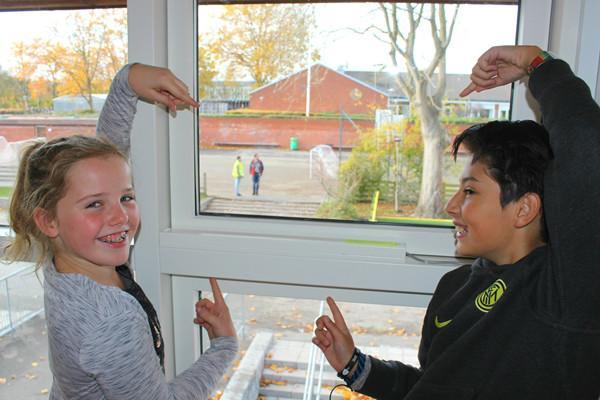 Nyt innovationsprojekt forbedrer skolers indeklima