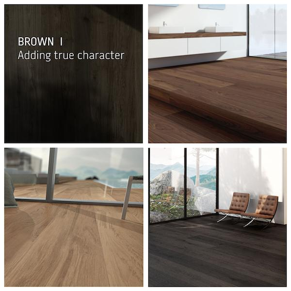 FREDSTED FLOORS – BROWN COLLECTION