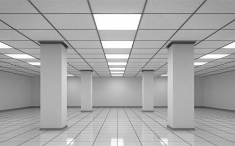 Skift til LED indbygningsspot og spar op til 40%