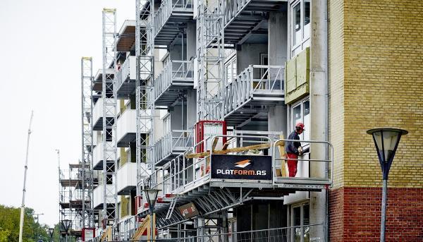 Danmarks sikreste og mest seriøse udlejer af arbejdsplatforme