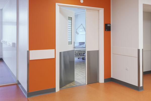 Supersygehus får udviklet nye dørløsninger