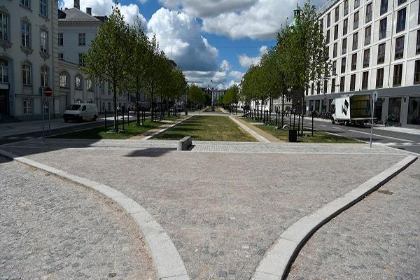 Skt. Annæ Plads i København