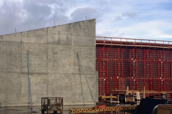 Krævende betonkonstruktioner udføres hurtigt og sikkert