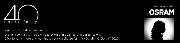 Osram er stolte af at støtte fremtidens lysdesign