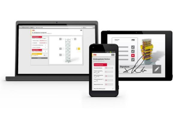 Øget produktivitet på byggepladsen med den nye digitale online-tjeneste myPERI