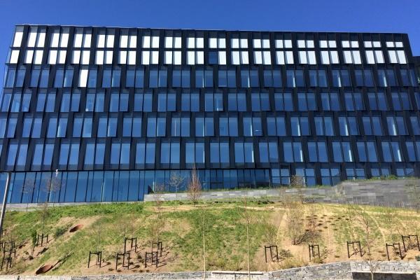 Miljøneutral isolering til Nordea i Ørestad