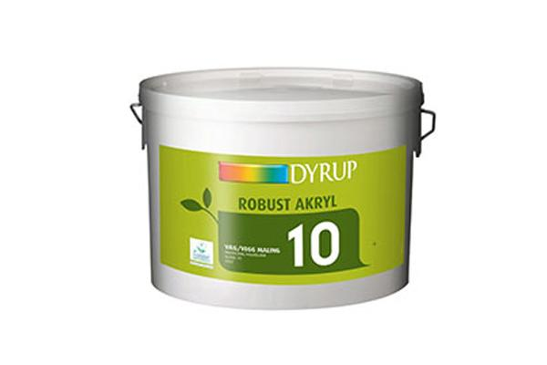 DYRUP Robust Væg Akryl 10