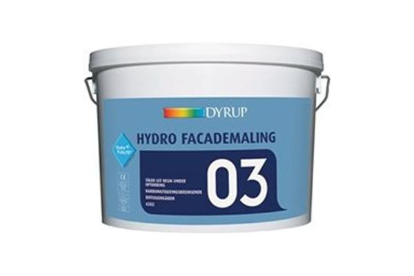 DYRUP Hydro Facademaling
