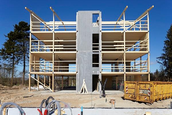 CLT – Træets svar på betonelementer