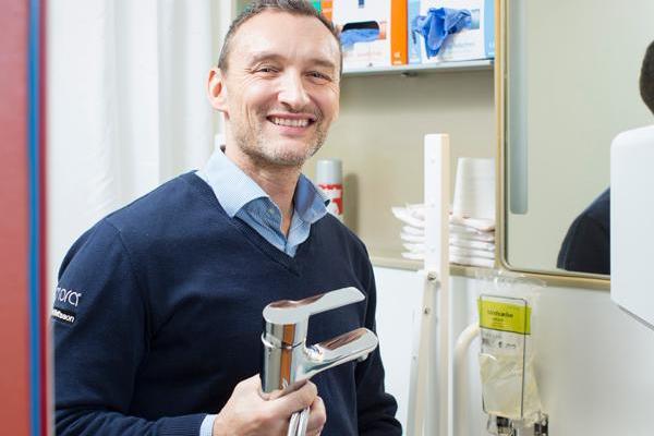 Claus Dennis ny energirådgiver med fokus på energi og vand i byggeriet