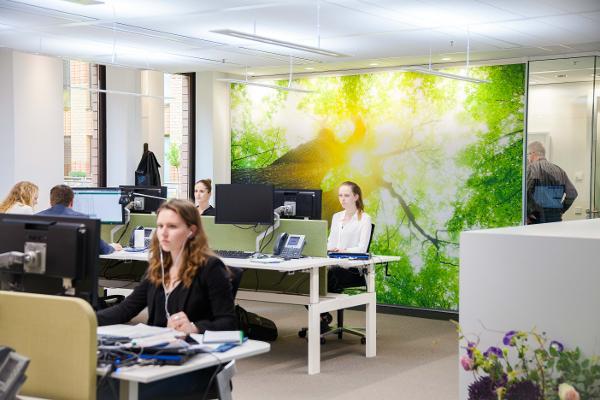 HCL fra OSRAM for en sundere hverdag på kontoret