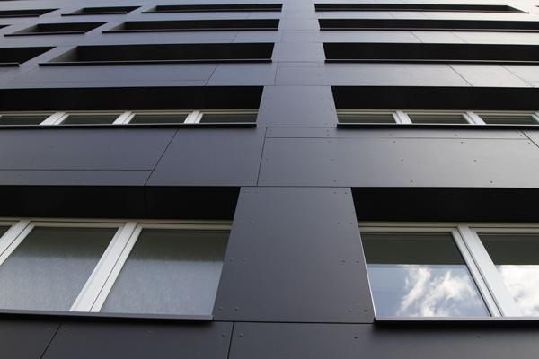 Eksklusiv facadeplade kommer i 8 nye farver