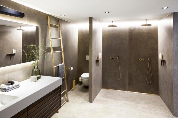 Mere luksus ind i badeværelset