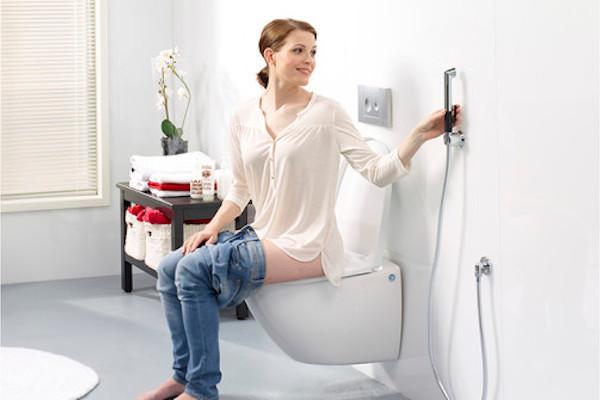 Oras Smart Bidetta – en fjernstyret håndbruser