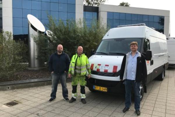 Levering af specialbygget smedebil til Københavns Kommune