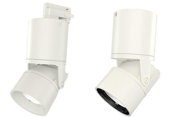 LED nyhed fra Normasym: NS77 - alsidigt downlight armatur med imponerende belysningsevne