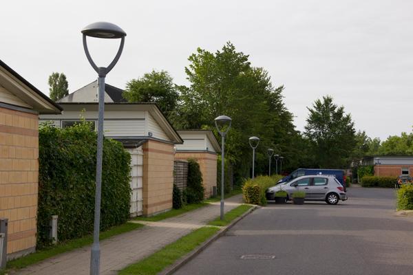 Mere LED-belysning til boligforeningerne