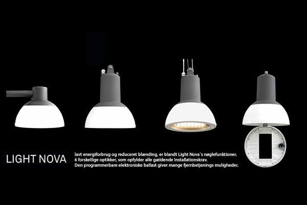 Light Nova fra DELUX DENMARK