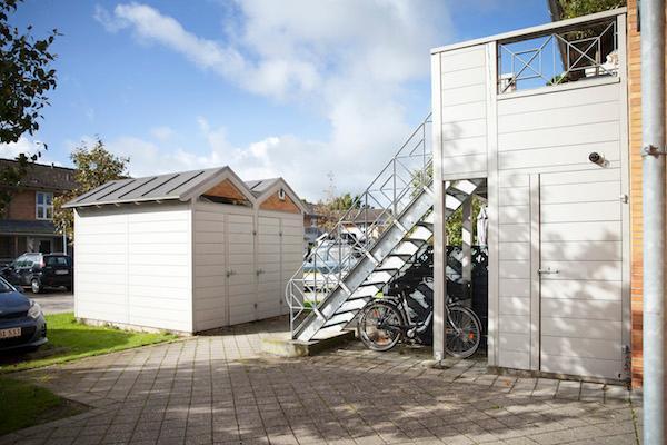Holdbar facadebeklædning holder huslejen nede