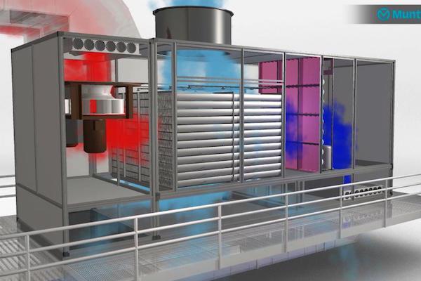 Munters lander dobbeltordre til datacenter køling