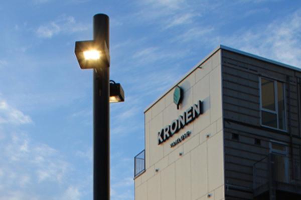DELUX DENMARK belyser Kronen Vanløse, et nyt, unikt shoppingcenter og boligkvarter